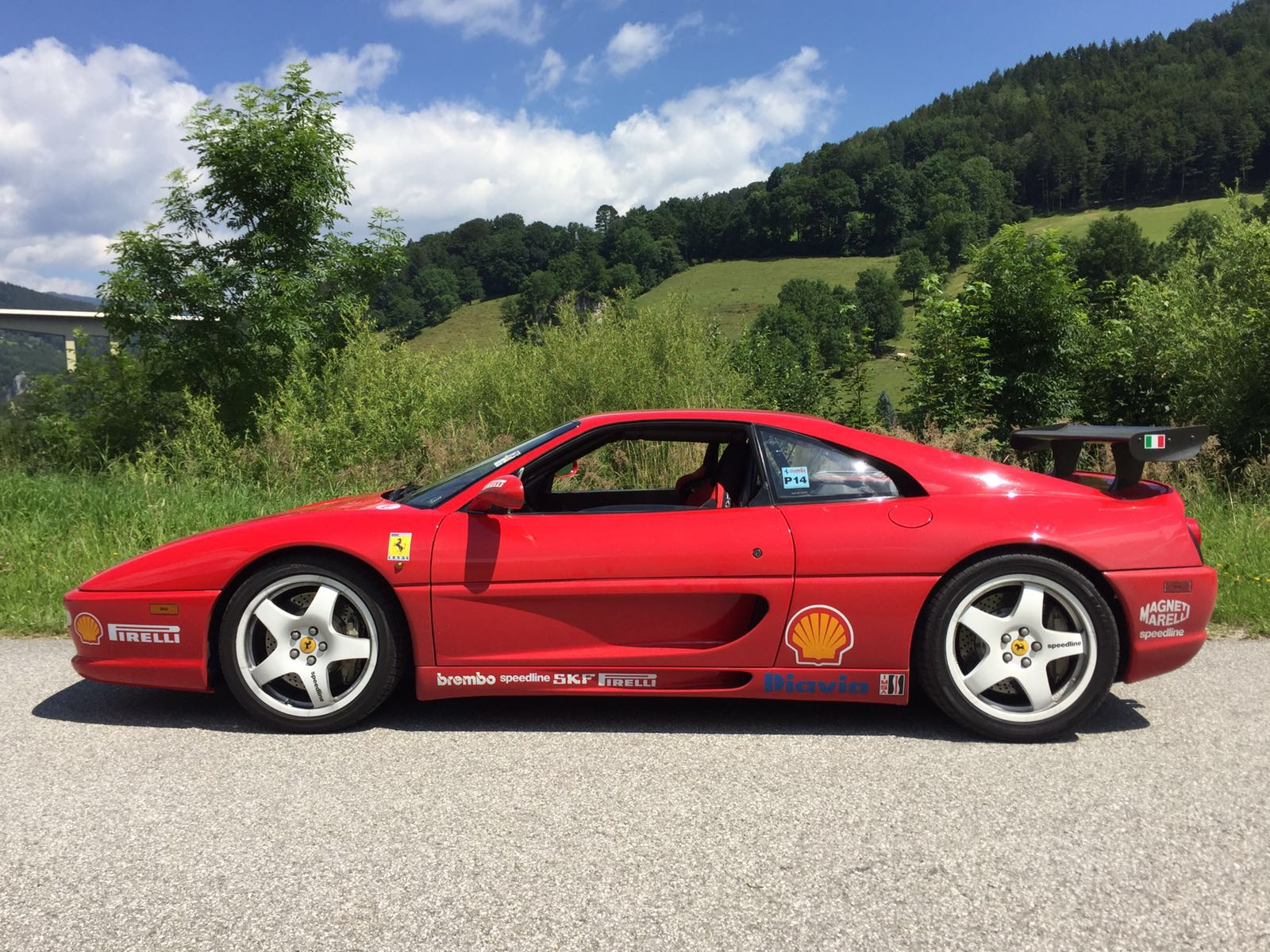 1997 ferrari f355 challenge in austria is sold. Cars Review. Best American Auto & Cars Review