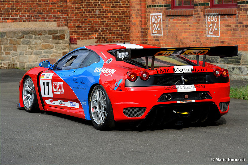 Ferrari F430 Gt3 For Sale In Germany Fchgt