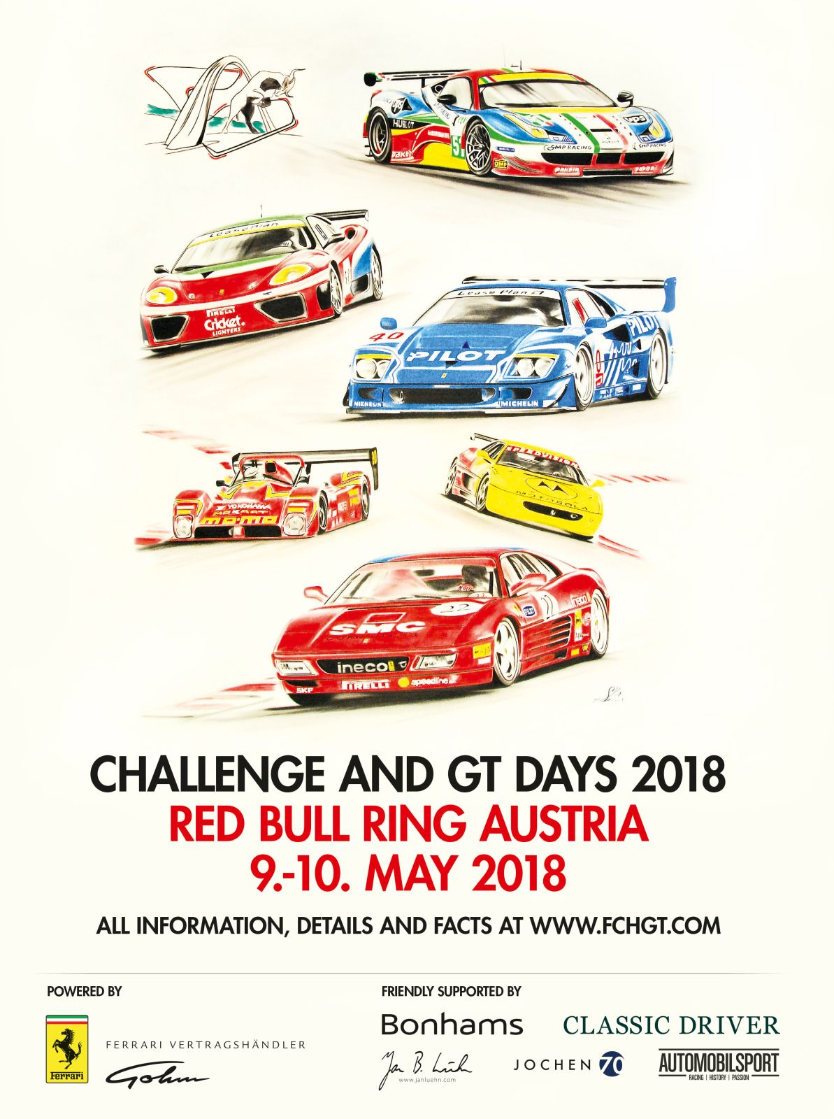 Challenge and GT Days 2018