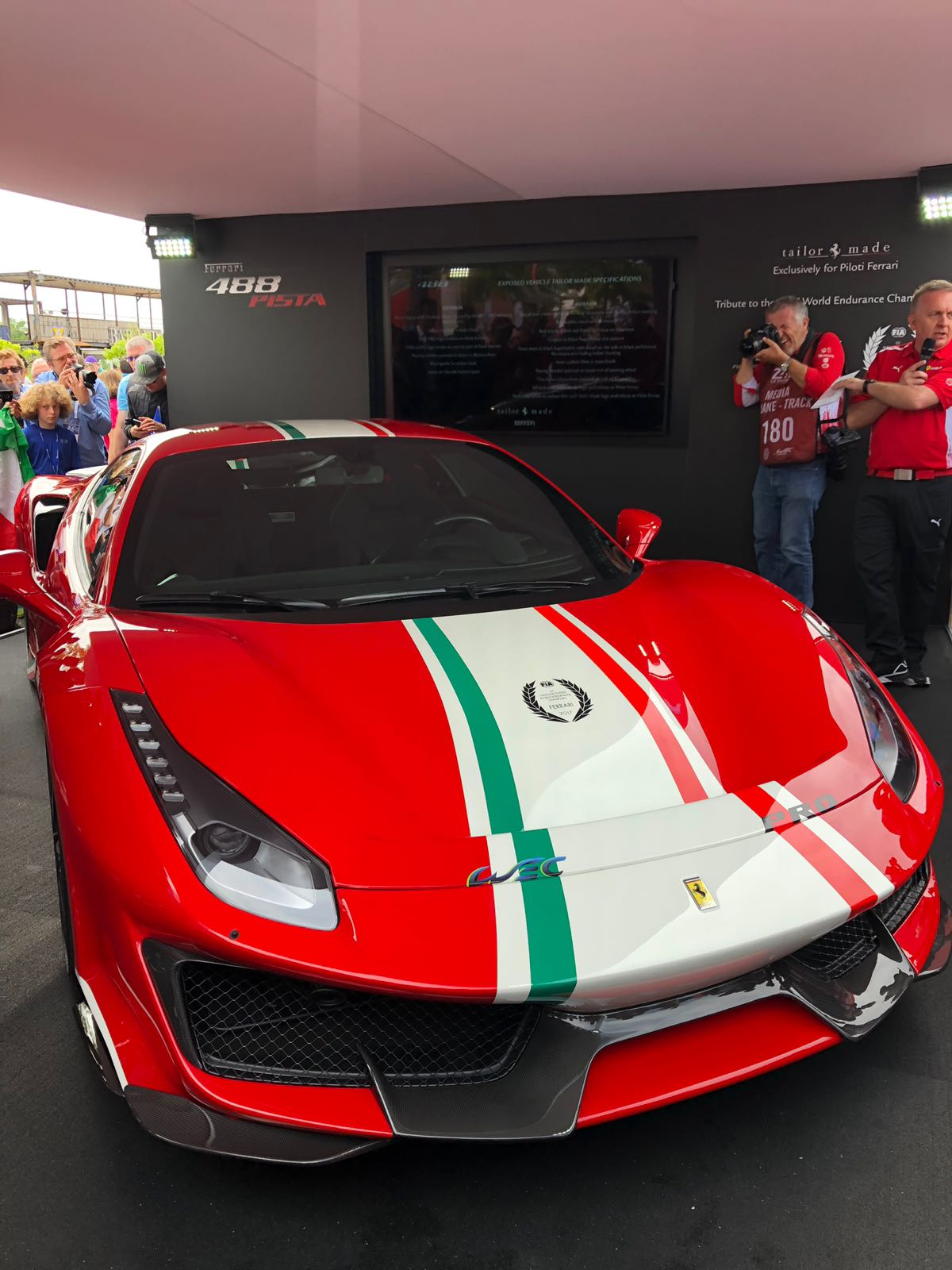 Race Cars For Sale >> The brand new Ferrari 488 Pista Pilota | FCHGT