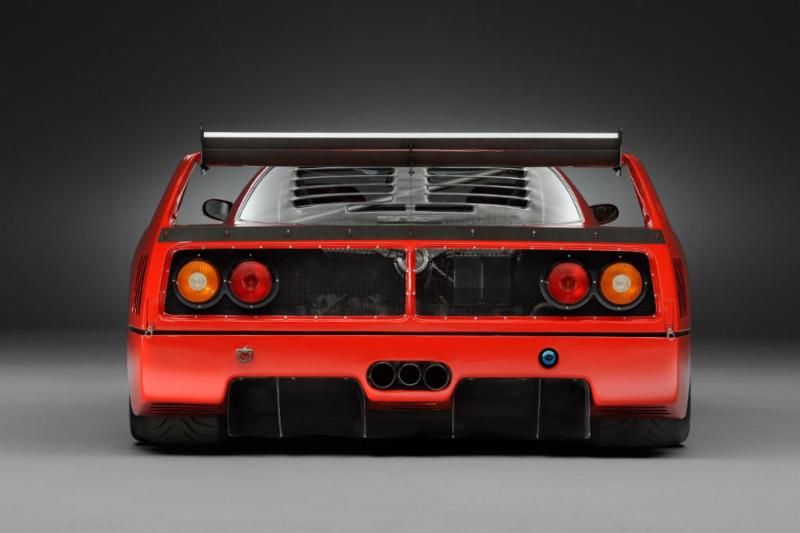 1994 Ferrari F40 LM GTC – For Sale | FCHGT