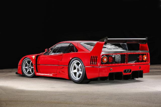 1994 Ferrari F40 Lm Gtc For Sale Fchgt