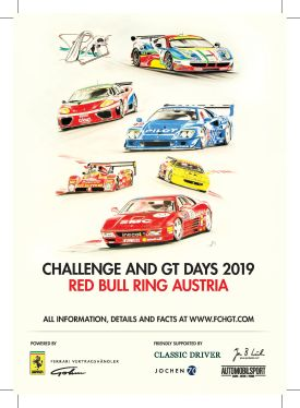 Challenge and GT Days 2019