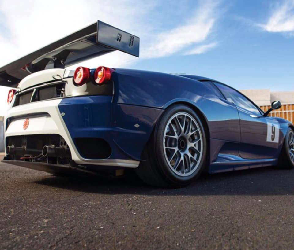 2008 Ferrari F430 GTC At RM Sotheby's Auction Arizona 2019