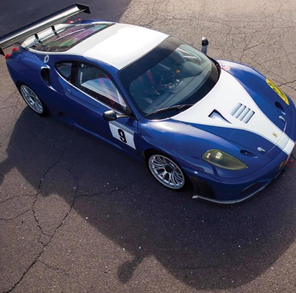2008 Ferrari F430 Gtc At Rm Sotheby S Auction Arizona 2019