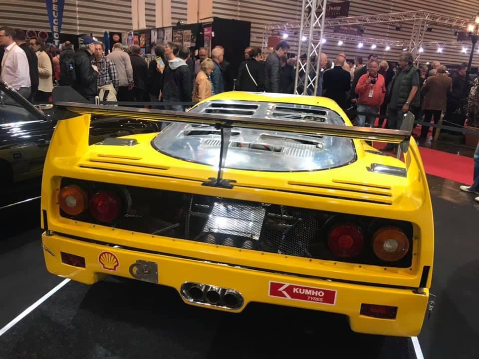 Ferrari F40 GT for sale in Essen at the Techno Classica | FCHGT