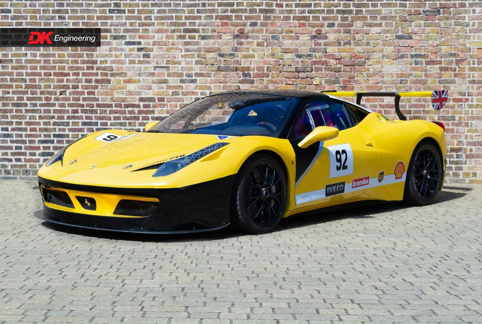 For Sale 2014 Ferrari 458 2016 Championship Winner Fchgt