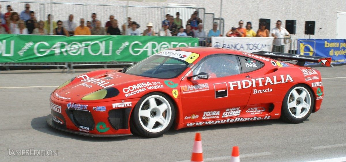 For Sale 1999 Ferrari 360 Modena N Gt Gt2 Fchgt