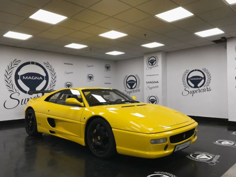For Sale Ferrari 355 Challenge Ferrari Official Certification Fchgt