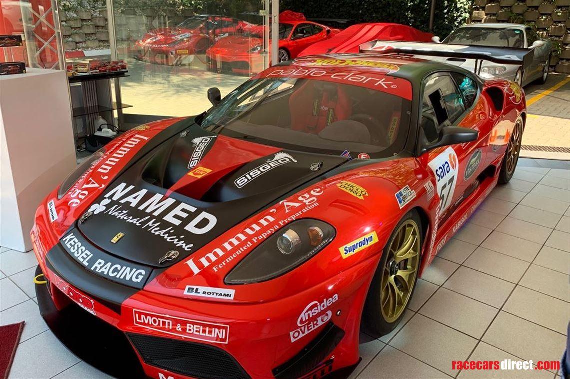 For Sale Ferrari F430 Gt3 Fchgt