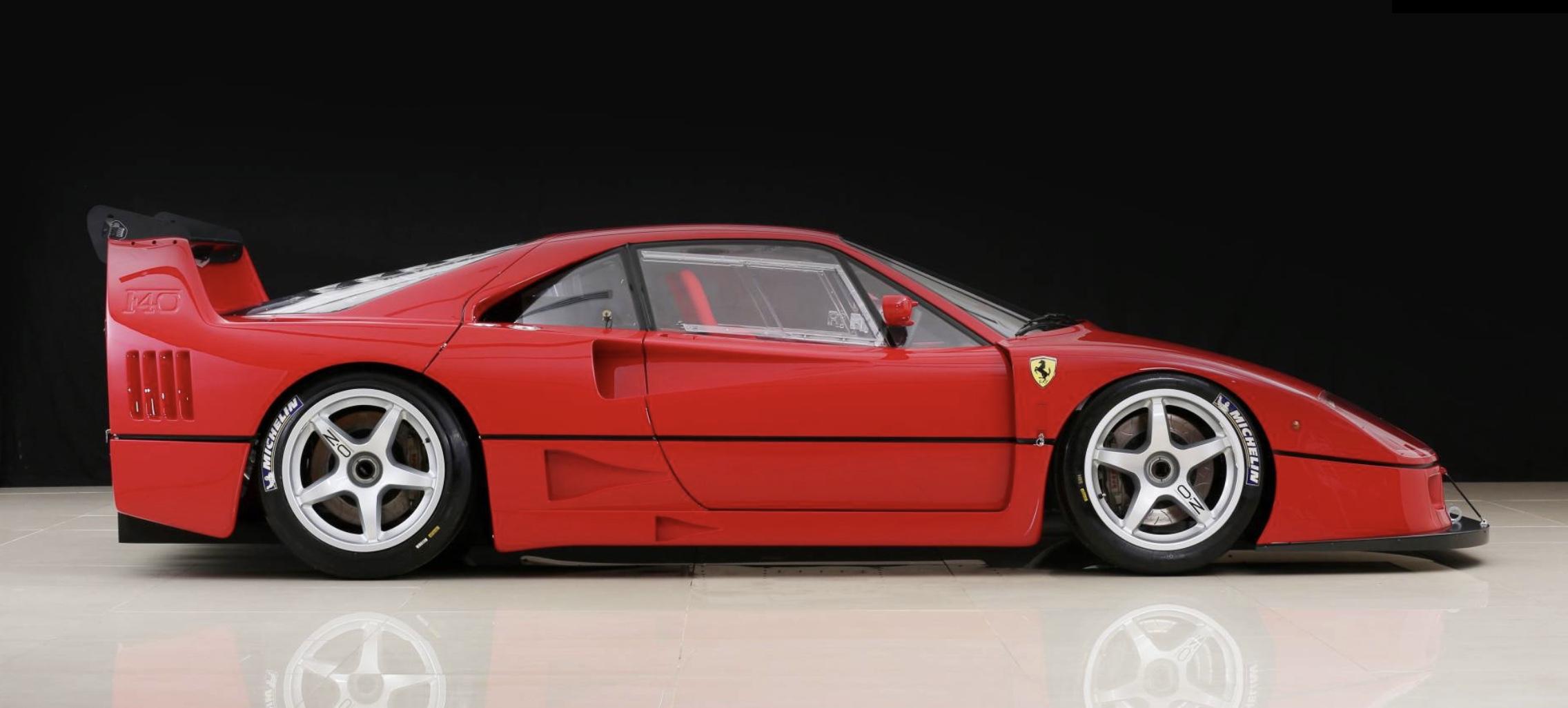 For Sale Ferrari F40 Lm Fchgt