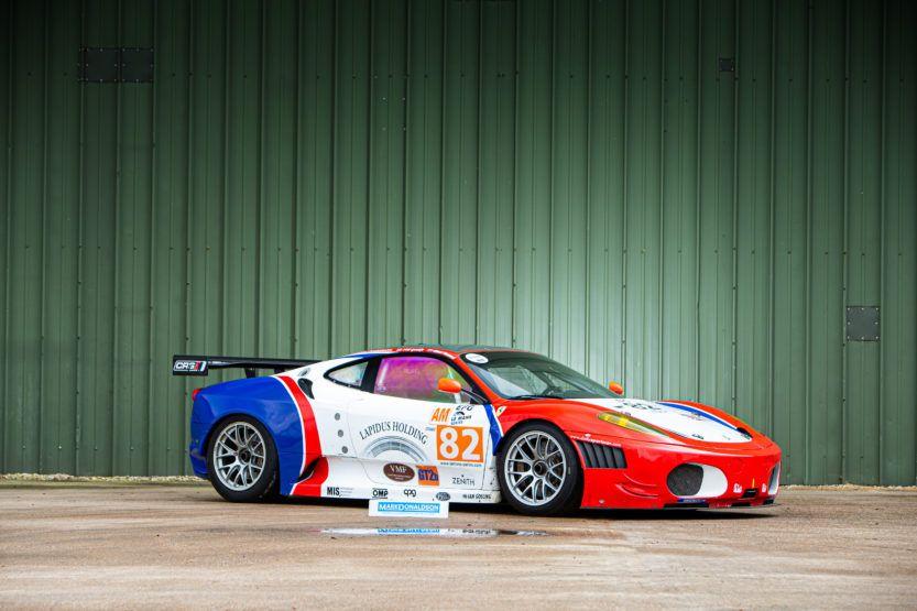 For Sale 2008 Ferrari F430 Gt2 Evo Wide Body Fchgt